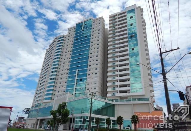 Apartamento para alugar com 3 dormitórios em Centro, Ponta grossa cod:392517.001 - Foto 17