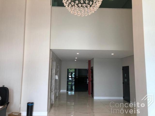 Apartamento à venda com 2 dormitórios em Centro, Ponta grossa cod:392666.001 - Foto 5
