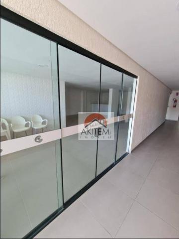 Apartamento com 3 quartos para alugar, 64 m² por R$ 1.800/mês - Casa Caiada - Olinda/PE - Foto 3