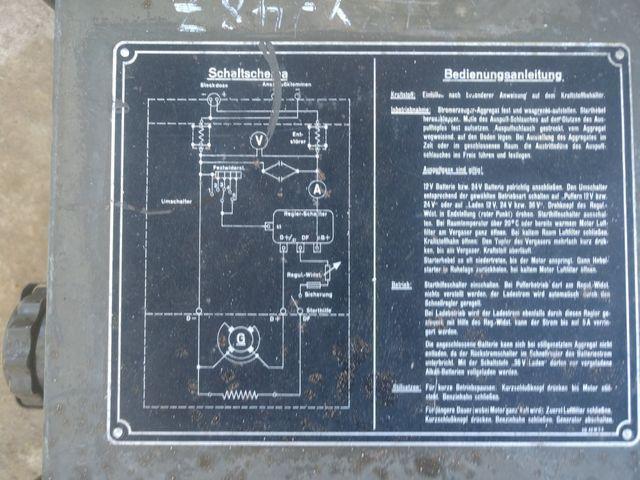 Gerador de energia 12, 24 e 36 voltz - Foto 3