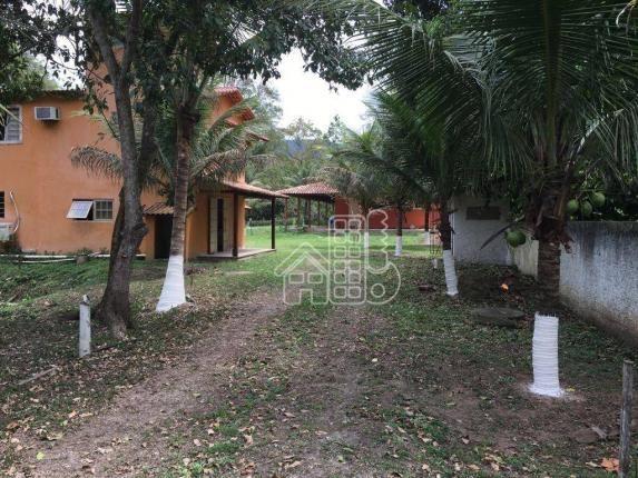 Sítio com 5 dormitórios à venda, 3008 m² por R$ 900.000,00 - Itaocaia Valley (Itaipuaçu) - - Foto 5
