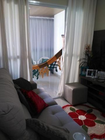 Apartamento com 2 dormitórios à venda, 65 m² por R$ 420.000 - Itapuã - Vila Velha/ES - Foto 4