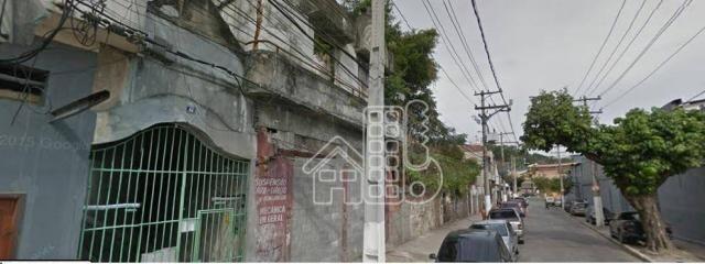 Área para alugar, 13000 m² por R$ 100.000/mês - São Lourenço - Niterói/RJ