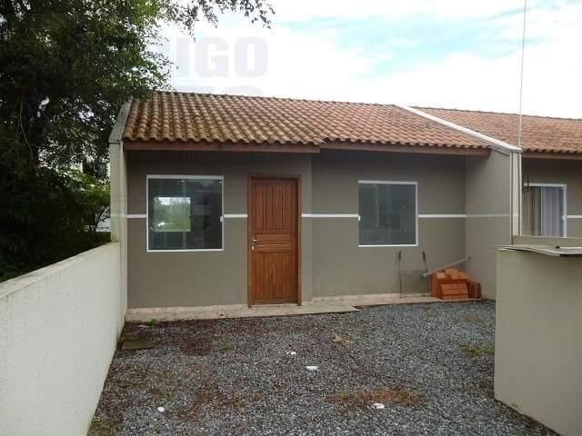 Casa a venda no Jardim Verdes Mares em Itapoá/SC CA0467 - Foto 2