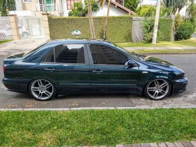 Fiat Marea SX 1.8 2002 . Suspensão a ar Rodas 17 Super Oferta Boa Vista Automóveis - Foto 5