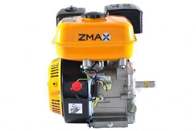 Motor a gasolina 5,5hp partida manual - Zmax - Foto 2