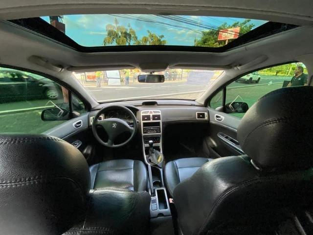Peugeot 307 Presence Pack 1.6 2010 com teto solar - Foto 6