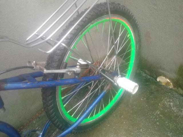 Vendo bike aro 24 - Foto 4