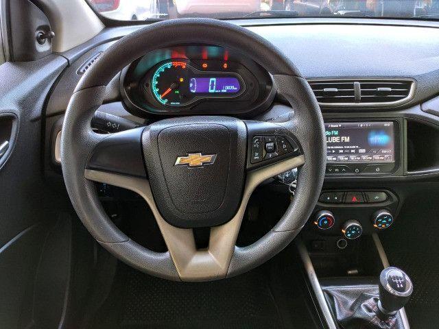 Chevrolet Onix 1.4 LT 2016 impecável único dono! - Foto 10