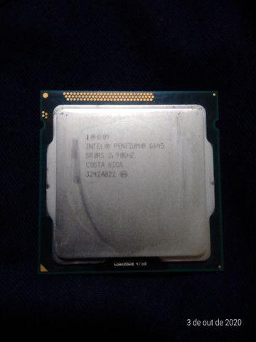 Processador Intel Pentium dual core 2.9ghz