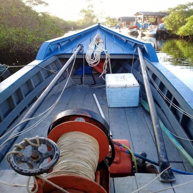 Barco de pesca camarao - Foto 3