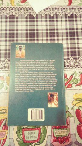 Livro Um Dedinho de Prosa - Foto 2