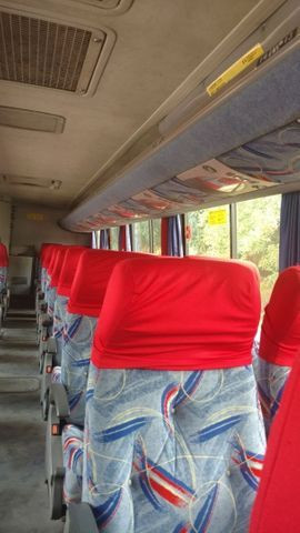 Ônibus Volkswagen 17.260 LO 4x2 - Busscar Vissta Buss HI 46 Passageiros - Foto 11