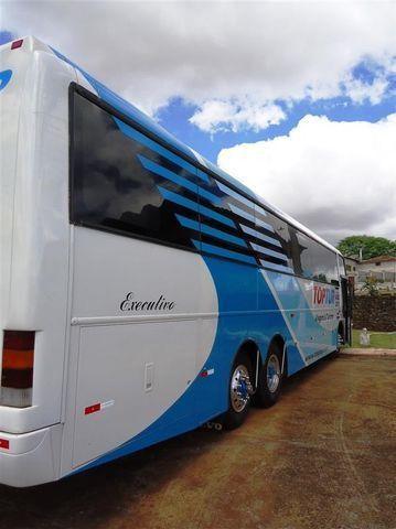 Ônibus Busscar Jum Buss 360 - Volvo B10m 6x2 - Executivo 46 Passageiros - Foto 19