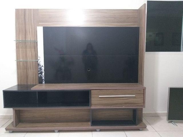 Rack para TV com Painel - Foto 3