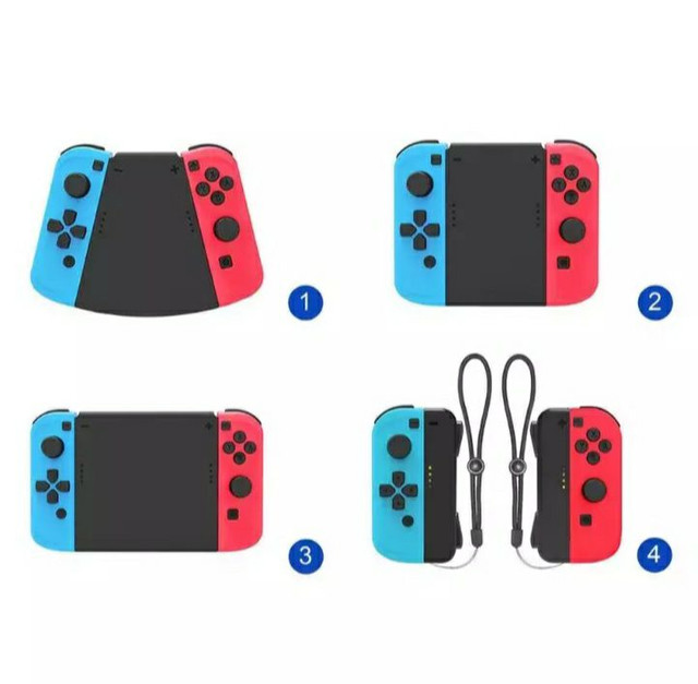Kit de bases para Joy Con Nitendo Switch - Foto 3