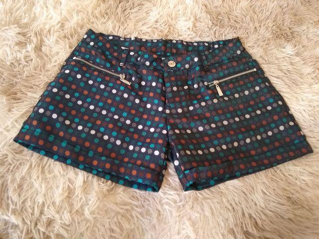 Shorts número 38