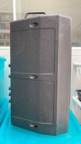 Caixa de som  AMPLIFICADA c USB - 100w Rms - Foto 2