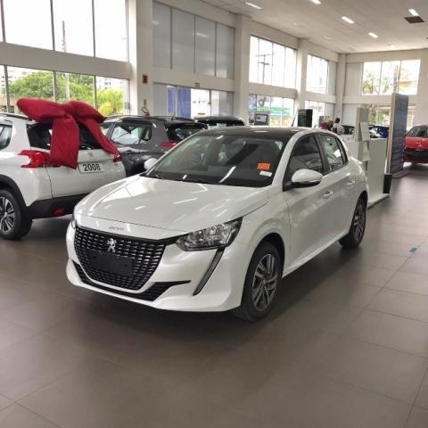 Peugeot 208 NEW ALLURE 1.6 AT 4P