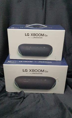 Caixa de Som LG XBoom GO PL5 Meridian 20W Lacrado Garantia - Em 10X com acréscimo de 10% - Foto 2