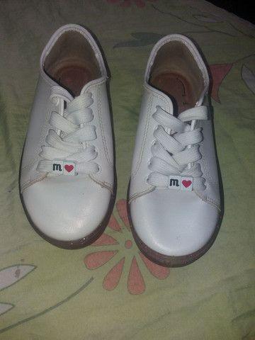 Sapato Molekinha. Numeração: 29/30 - Foto 2