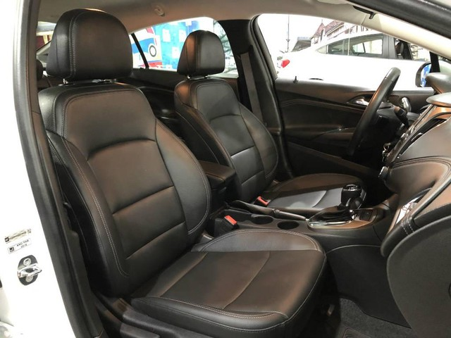 Chevrolet Cruze Sedan LT 1.4T - 27 mil km!!! - Foto 17