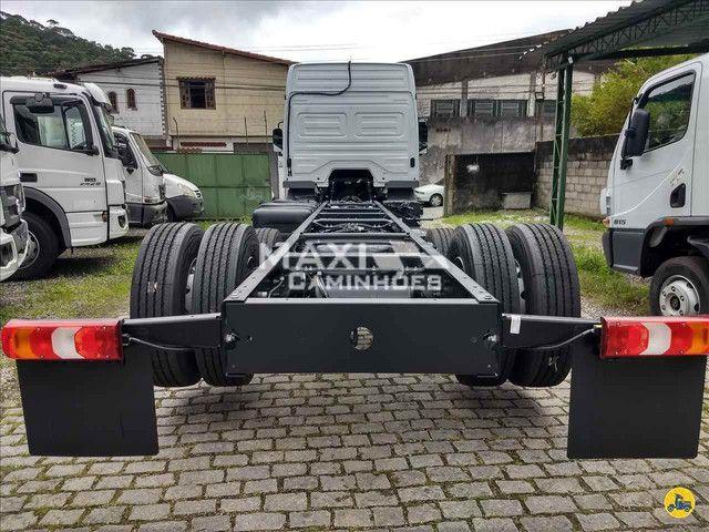 MB Atego 2426 6x2 Truck OKM Completo Pronta entrega - Foto 6