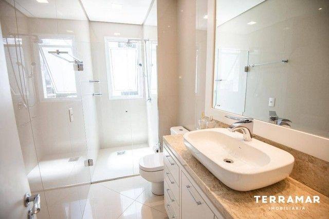 Apartamento com 3 dormitórios para alugar, 229 m² por R$ 10.000/mês - Centro - Novo Hambur - Foto 12