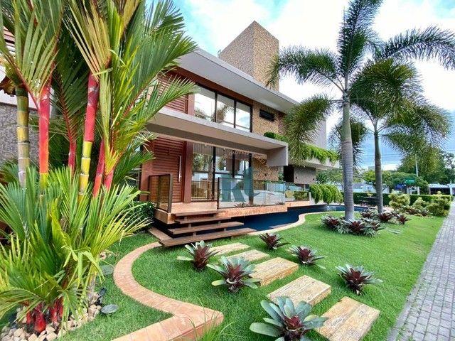 Casa com 4 dormitórios à venda, 538 m² por R$ 3.500.000,00 - Portal do Sol - João Pessoa/P