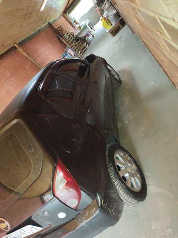 Celta 2007 GNV, Vendo ou troco por carro sedan. - Foto 3