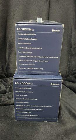 Caixa de Som LG XBoom GO PL7 Meridian 30W Lacrado Garantia - Em 10X com acréscimo de 10% - Foto 6