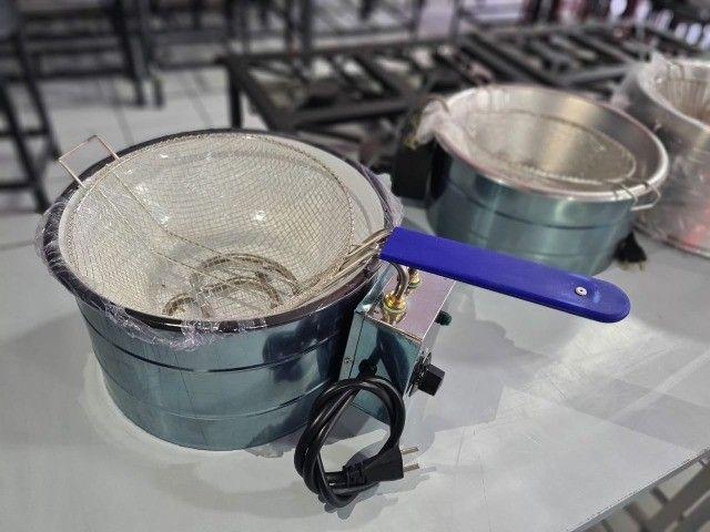 fritadeira eletrica 3,5 litros  - Foto 2
