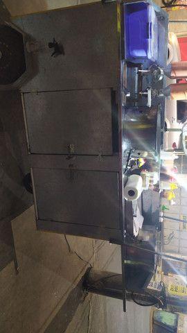 Carro de churros e salgados em geral e batata frita - Foto 4