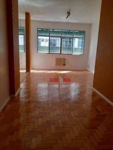 Apartamento com 3 dormitórios à venda, 110 m² por R$ 1.200.000,00 - Icaraí - Niterói/RJ - Foto 3