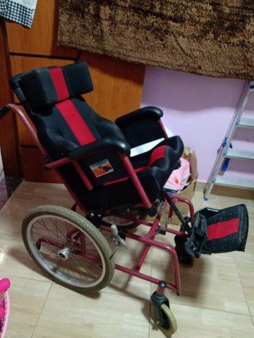 Cadeira de rodas adaptada  - Foto 3