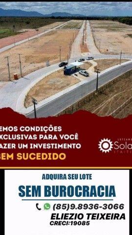 More ou invista no Loteamento Solaris em Itaitinga  - Foto 8