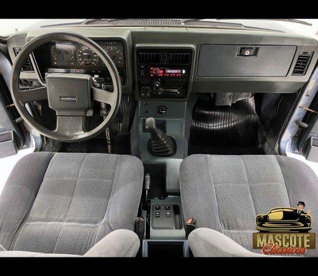 Caravan comodoro 2.5 1989 *top*completa*financio direto**linda** - Foto 3