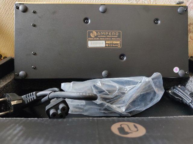 Pedaleira Hotone Ampero MP100 - na caixa! - Foto 6