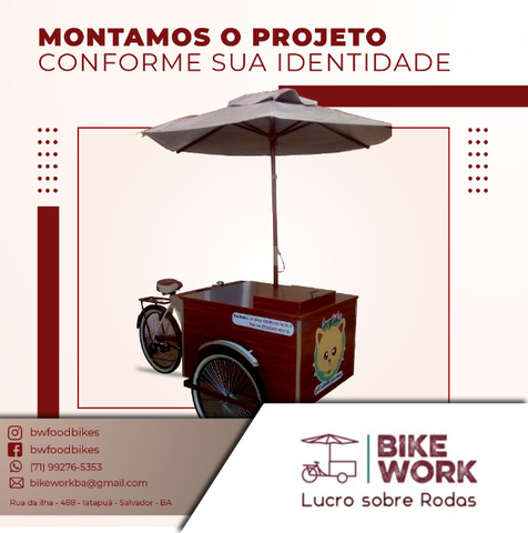 Food bikes Carrinhos Gourmet - Foto 5