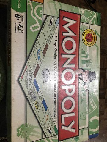Jogo monopólio