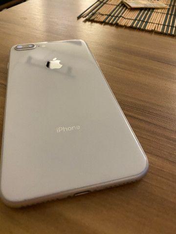 iPhone 8 Plus branco  - Foto 5