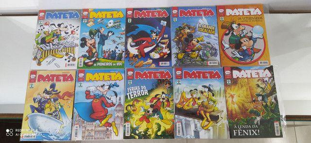 Coleção gibis pateta 3 série 1 ao 86 exceto edição 39- 75 e 82  - Foto 5