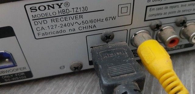 Home thearter Sony novíssimo  - Foto 5
