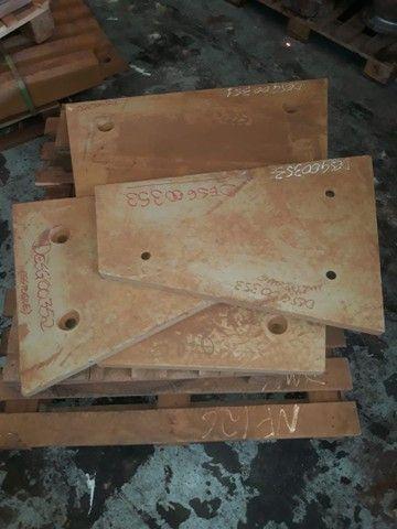 Peças Britador de Mandíbulas H3244 Telsmith/Astec (Revestimentos e Mandíbula)
