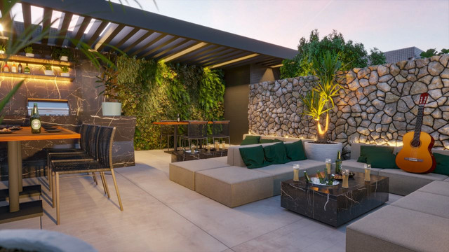 Lançamento Apartamentos 2 e 3 Quartos no Jardim Oceania  - Foto 12