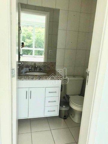 Apartamento com 3 dormitórios à venda, 130 m² por R$ 748.000,00 - Ingá - Niterói/RJ - Foto 13