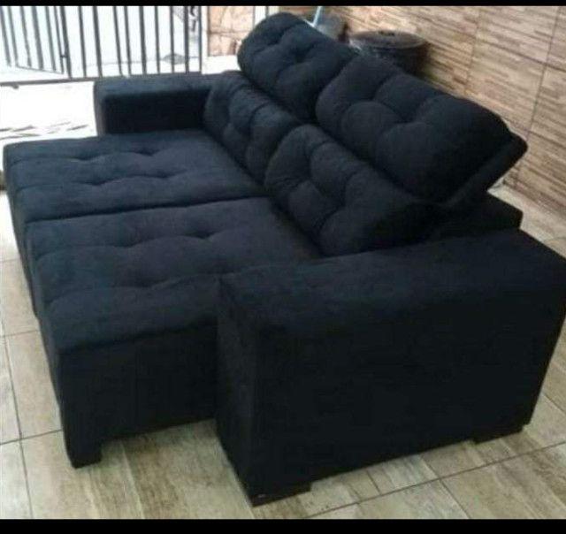 Sofa New York apenas 1300.00 - Foto 2