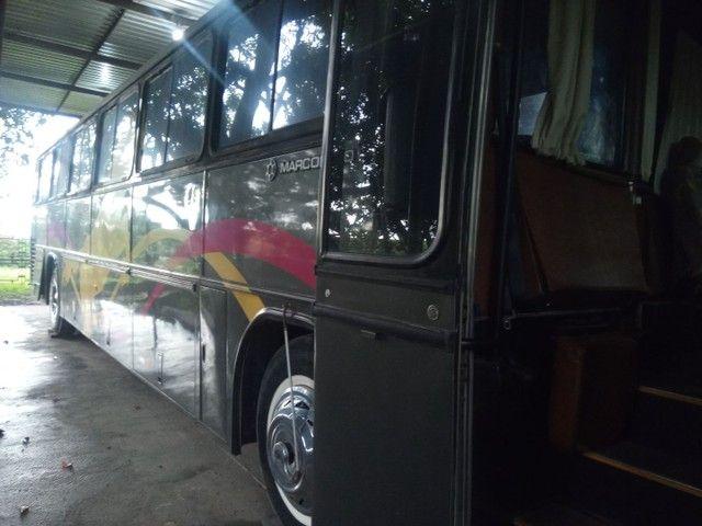 Onibus rodoviario marcopolo 91 novo - Foto 4