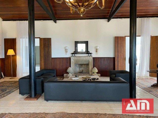 Casa com 5 dormitórios à venda, 390 m² por R$ 1.300.000,00 - Alpes Suiços - Gravatá/PE - Foto 13