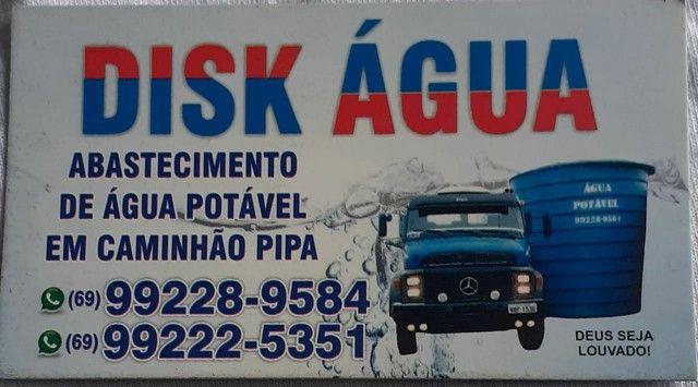 Mas tecimento de água em caminhão pipa * - Foto 2